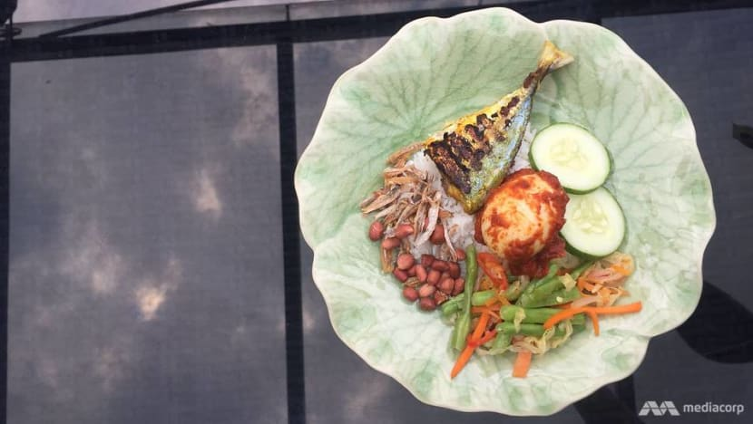 Fighting diabetes, one plate of nasi lemak at a time