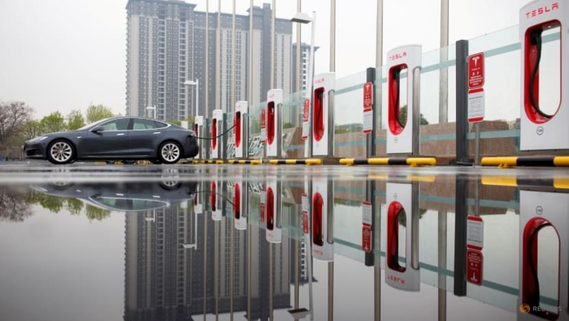 Tesla sold 32,968 China-made vehicles in July, local sales plunged m/m