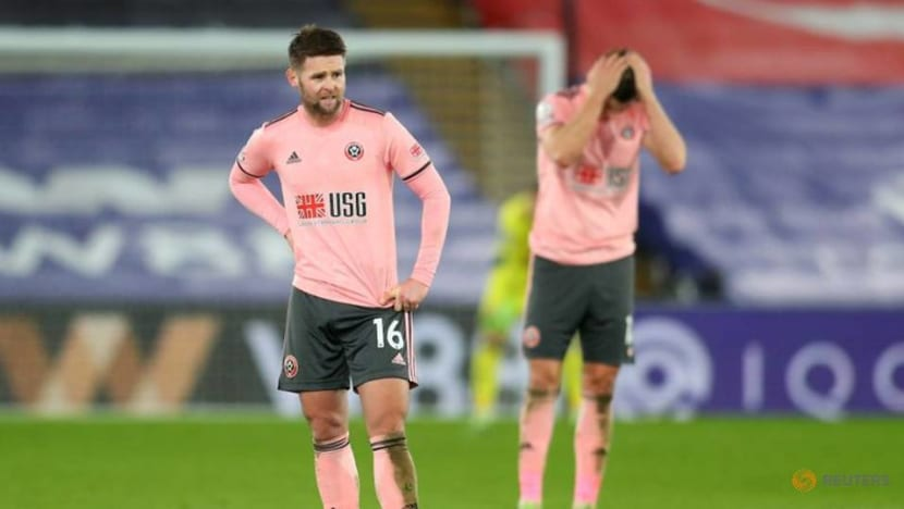Football: No hiding place for winless Sheffield United, Wilder says