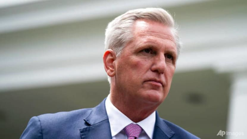GOP's McCarthy opposes Jan 6 panel; McConnell hits 'pause'