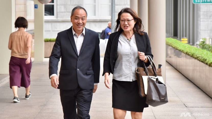 Parliamentary motion to call on AHTC to require Sylvia Lim, Low Thia Khiang to recuse themselves from financial matters