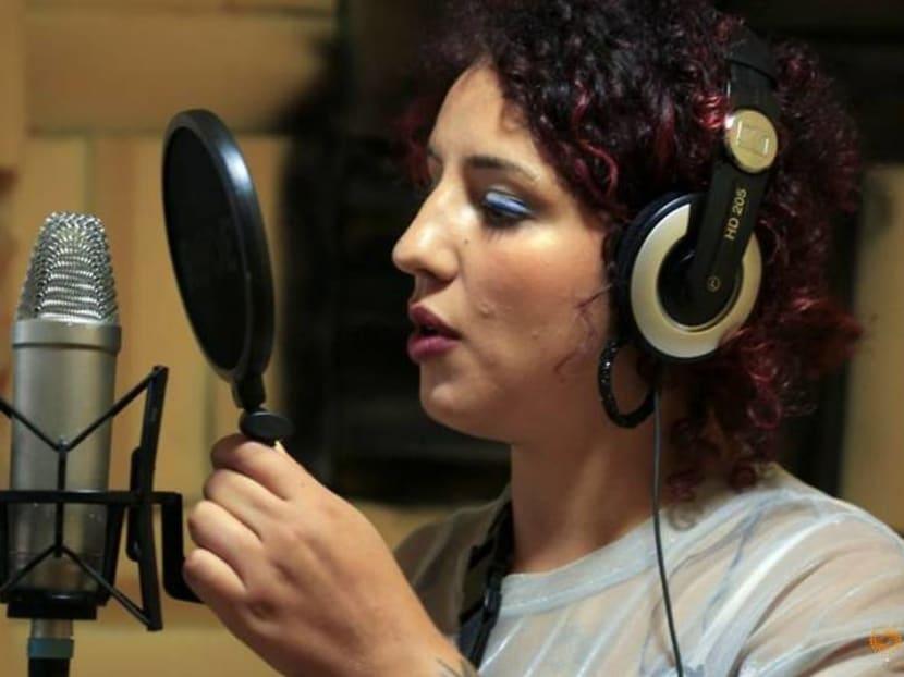 Moroccan women break through in rap scene dominated by men