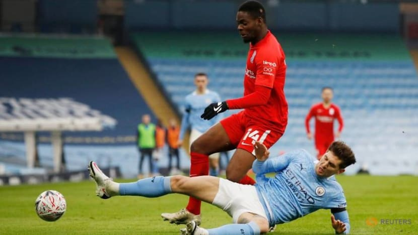 Silva double earns Man City 3-0 FA Cup win over Birmingham
