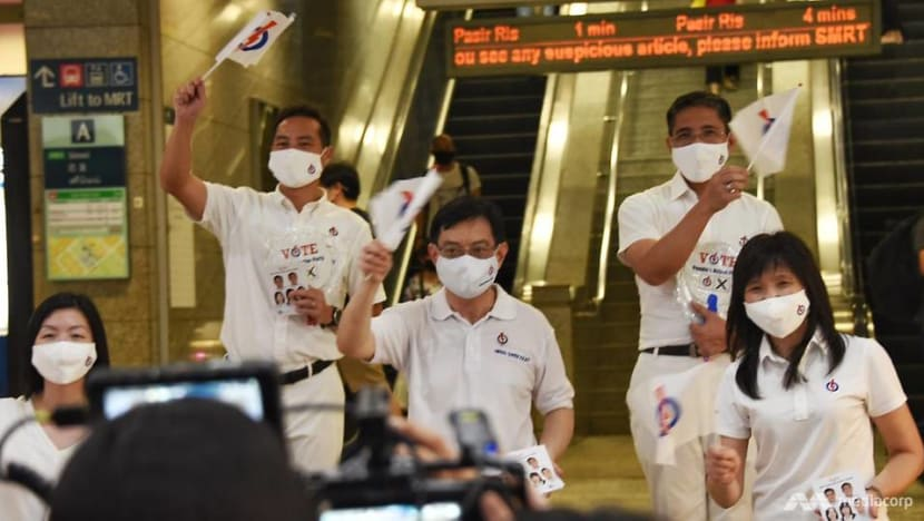 GE2020: PAP retains East Coast GRC with 53.41% of votes