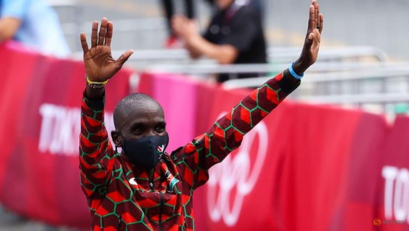 Olympics-Athletics-Marathon maestro Kipchoge's advice for Japan: just prepare and enjoy