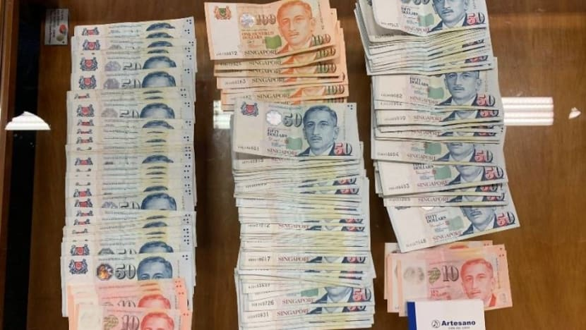16 men suspected of being involved in unlicensed remittance activities