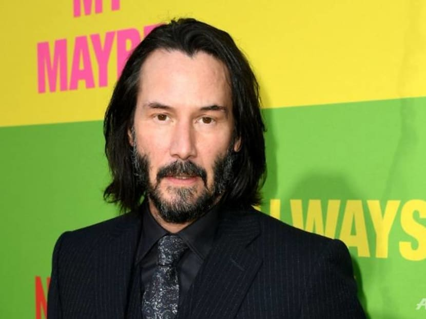 Want to score a Zoom date with Keanu Reeves? You can now bid for him
