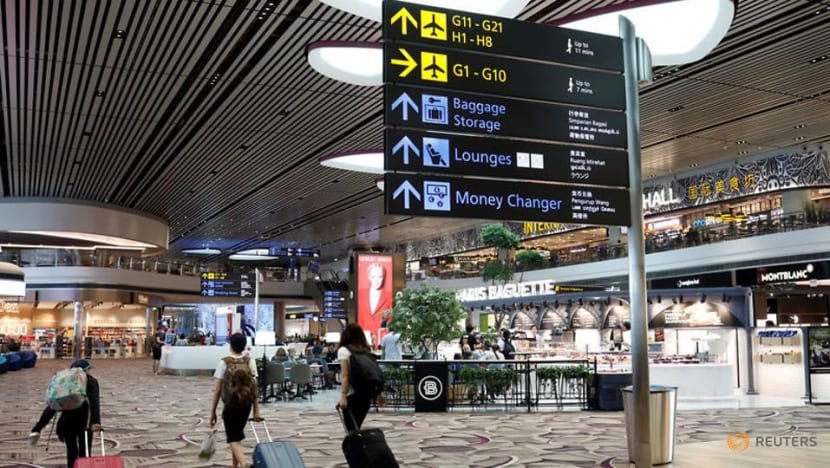 Man caught at Changi Airport trying to smuggle 177 cocaine pellets to Thailand gets jail, caning