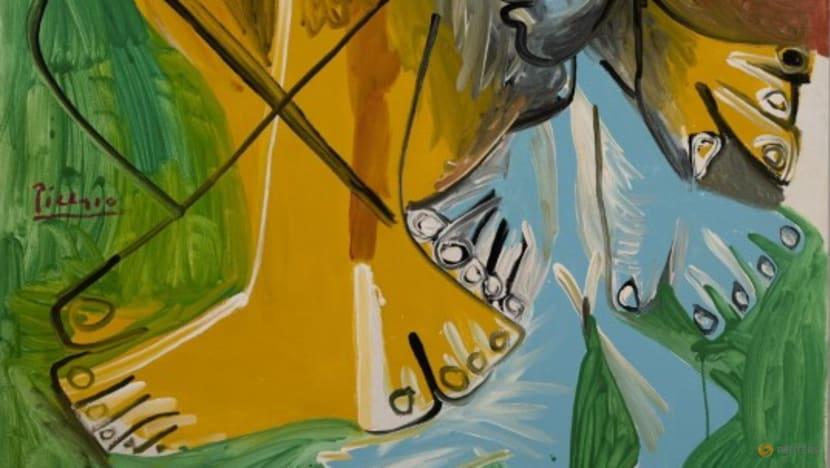 Picasso's leaving Las Vegas for auction block