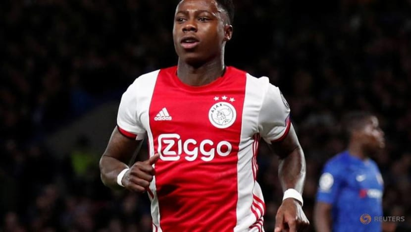 Ajax's Promes arrested in connection with stabbing -Telegraaf