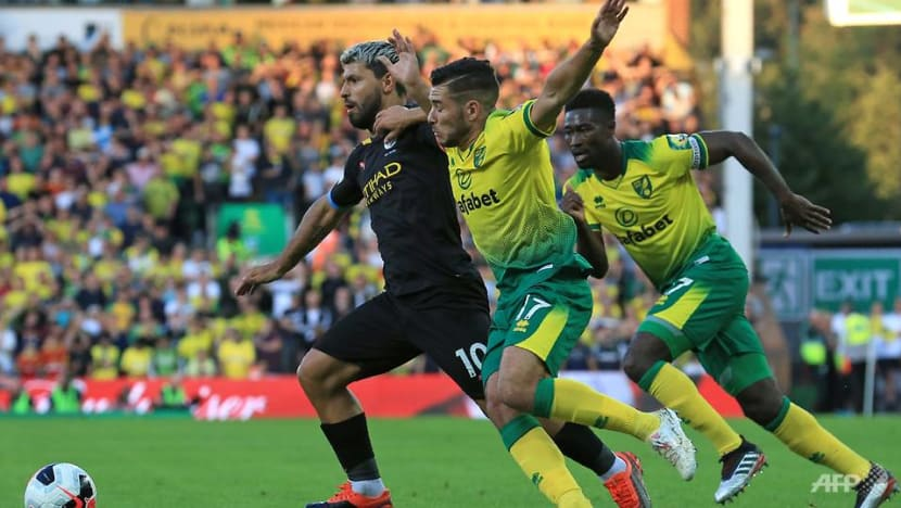Football: Norwich inflict stunning defeat on Manchester City