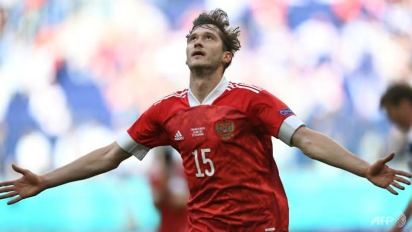 Football: Russia back on track in Euros after 1-0 win over Finland