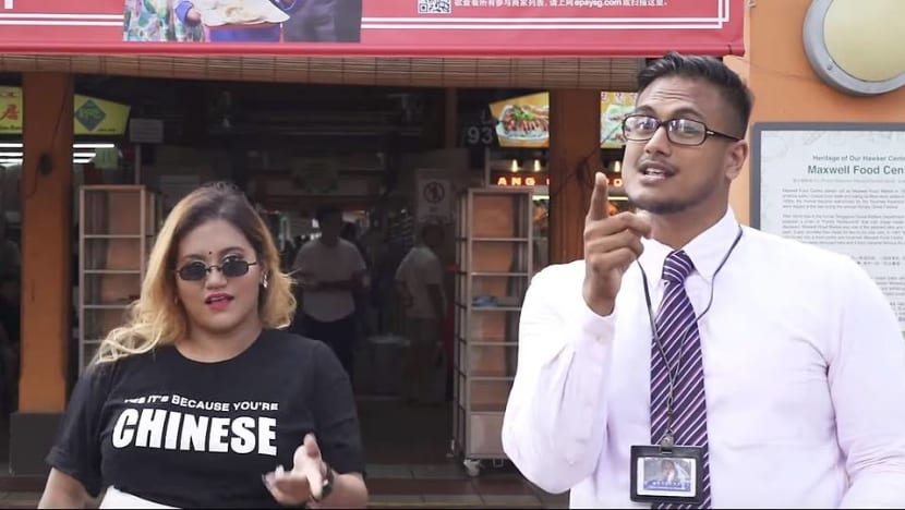 Allowing racist rap video could normalise offensive speech: Shanmugam