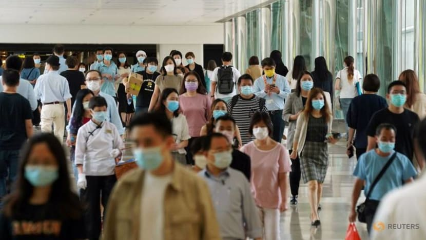 Hong Kong is on verge of COVID-19 outbreak that could collapse hospital system, says Carrie Lam