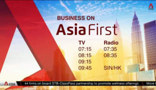 Asia First - S1E18: Mon 18 Oct 2021