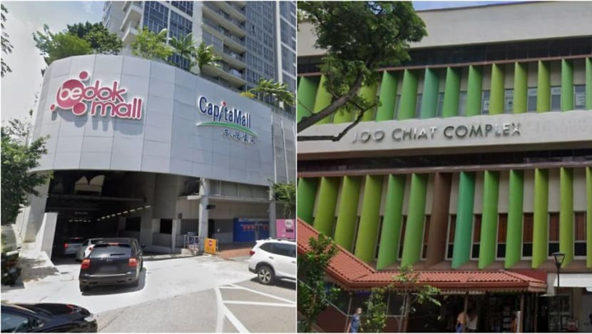 Bedok Mall, Joo Chiat Complex among places visited by COVID-19 community cases during infectious period