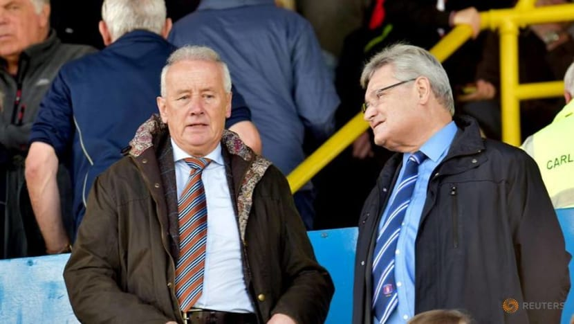 Football: UK government's treatment of clubs 'galling' and 'deeply unfair', says EFL chairman