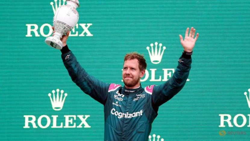 Formula 1: Aston Martin will let the data decide Vettel appeal decision