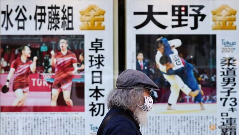Olympics-Japan public should be reassured by Games organizers' COVID measures -IOC spokesperson