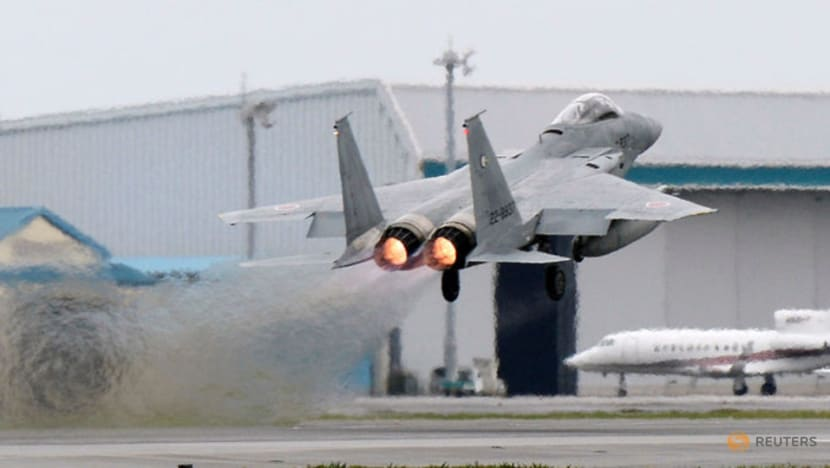 Commentary: Japan's very busy and stretched fighter jet force