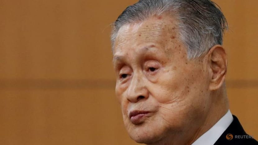 Olympics-IOC says Tokyo 2020 chief Mori comments 'absolutely inappropriate'