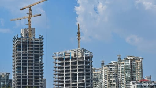 Ratings agency cuts China growth forecast on property woes