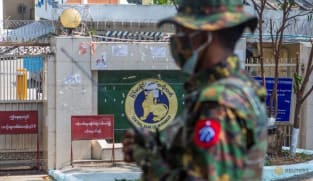 Myanmar limits foreign hires in banks in troubled financial sector