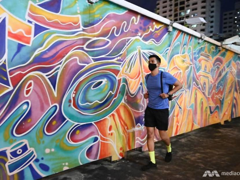 As it happens: CNA explores Singapore on foot Day 1