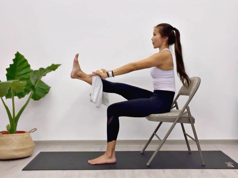 Exercise on a budget: How to work out at home without fancy gym equipment