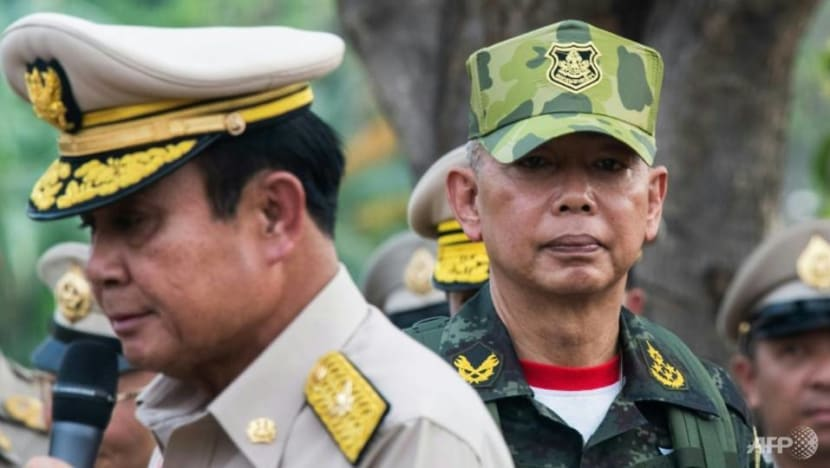 Commentary: Army chief General Apirat casts a long shadow over Thai election