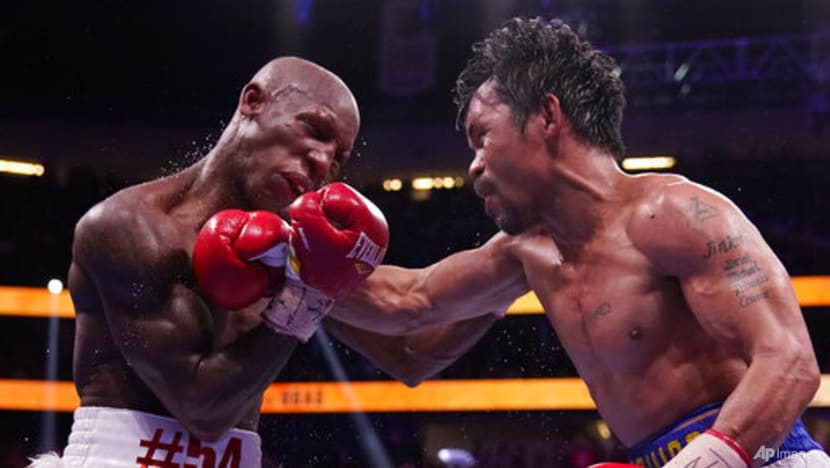 Boxing: Pacquiao beaten by Ugas in welterweight title fight, considers his future