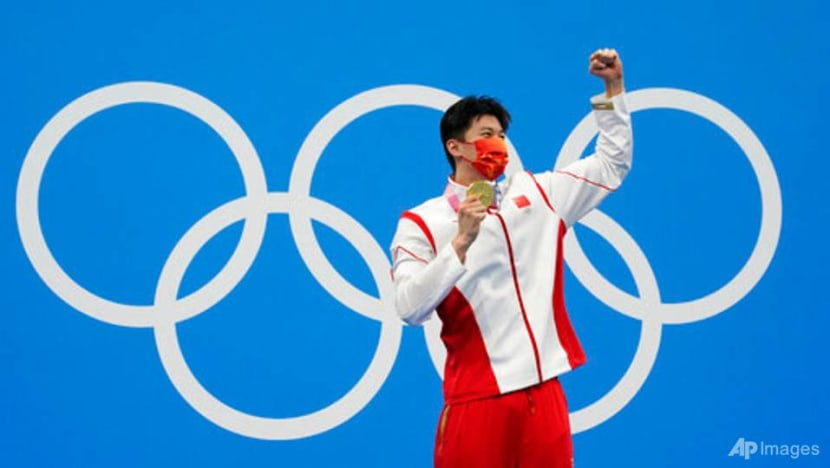 Commentary: More to US-China competition even at the Olympic medal count