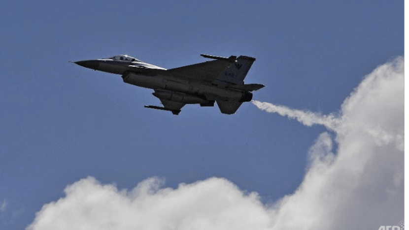 Singapore scrambles F-16 aircraft in response to 'potential air threat': MINDEF
