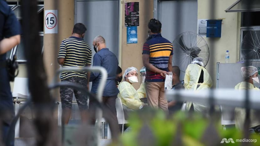 COVID-19 infections in Singapore top 11,000, with 1,037 new cases