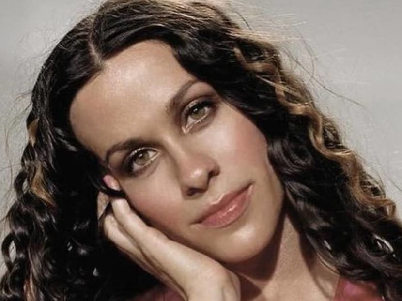 Alanis Morissette's Jagged Little Pill will soon be a Broadway musical