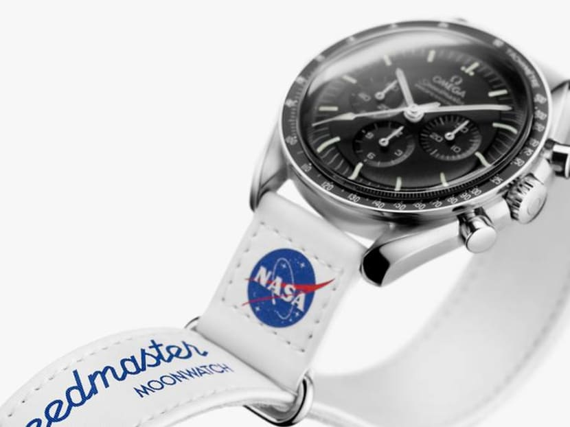 You can now wear your watches astronaut-style with these NASA-approved straps