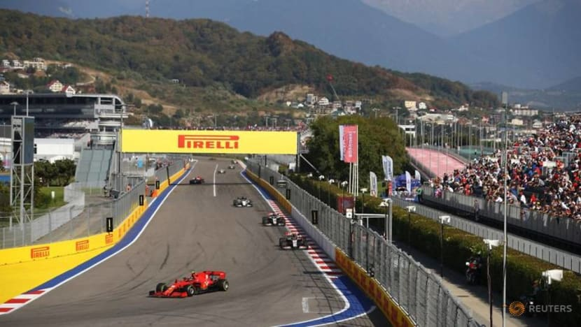 F1 says COVID-19 positives show protocols are working
