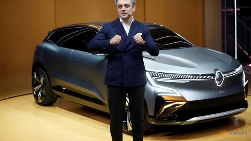 Renault CEO says eight-year plan can turn round carmaker