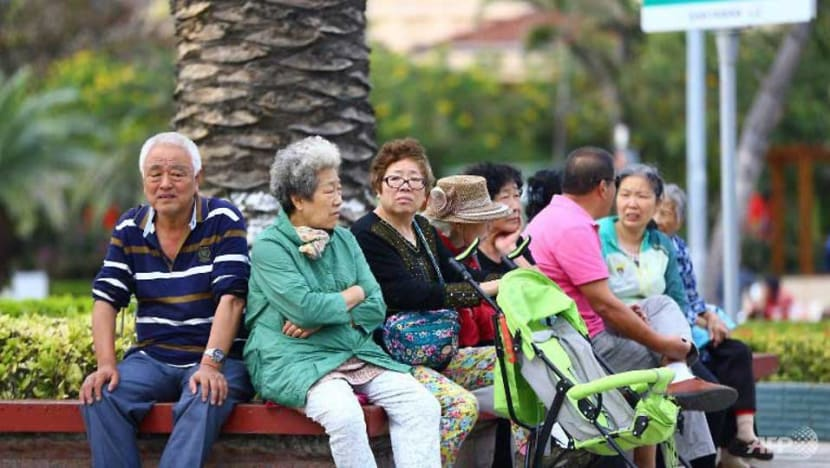 Commentary: China's chief conundrum - how to look after the world's fastest ageing population
