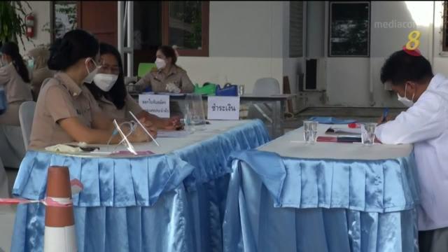 泰国新增9445起病例和84起死亡病例