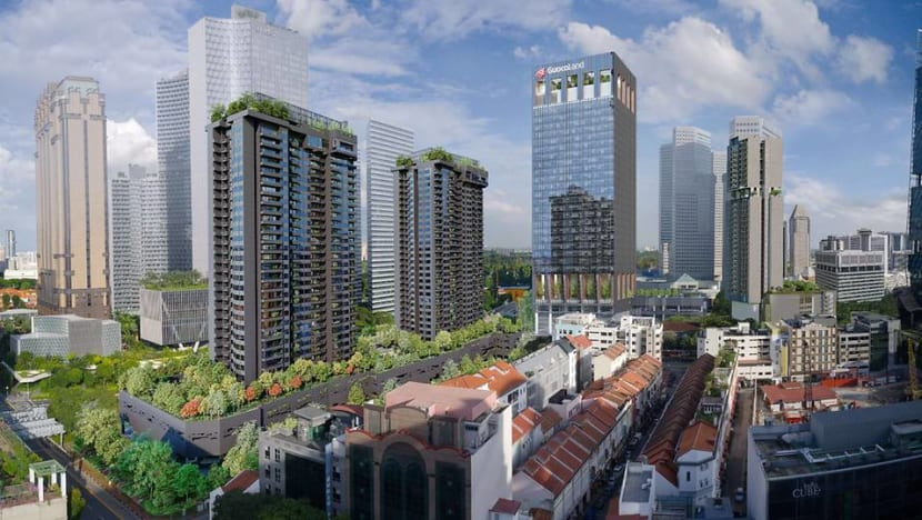 Singapore's new private home sales double in March amid demand for luxury properties
