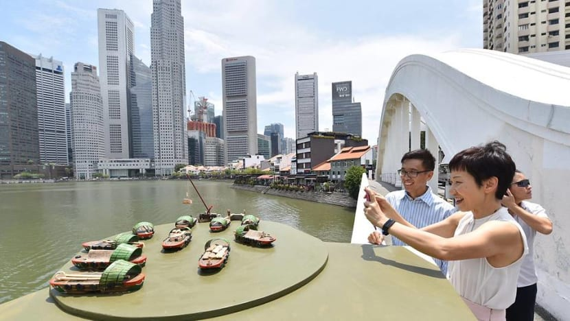 Another S$15 million set aside for restoration of national monuments