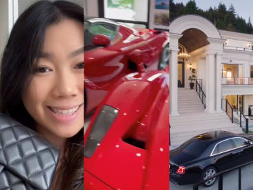 From Singapore to Vancouver: 5 TikTok accounts for a glimpse into the lives of the wealthy