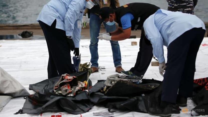Singapore leaders send condolences to Indonesian counterparts following Sriwijaya Air crash