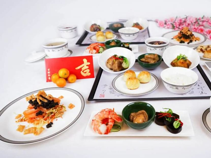SIA's home delivery service now has Chinese New Year menus from S$288 to S$888