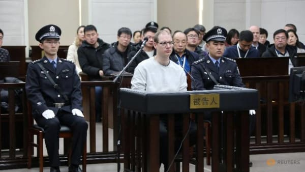 China court rejects death sentence appeal for Canadian Schellenberg