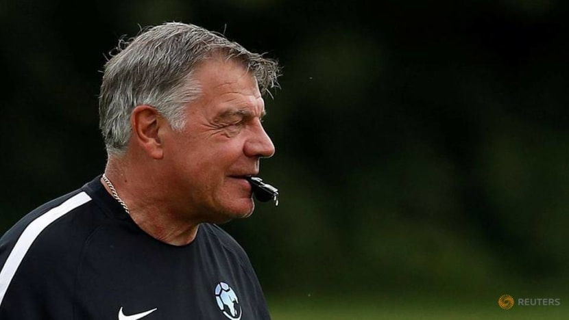 Football: Allardyce hungry to make instant impact at West Brom