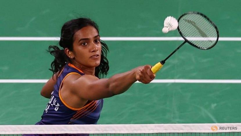 Badminton: India's PV Sindhu dazzles, crushing Israel's dreams