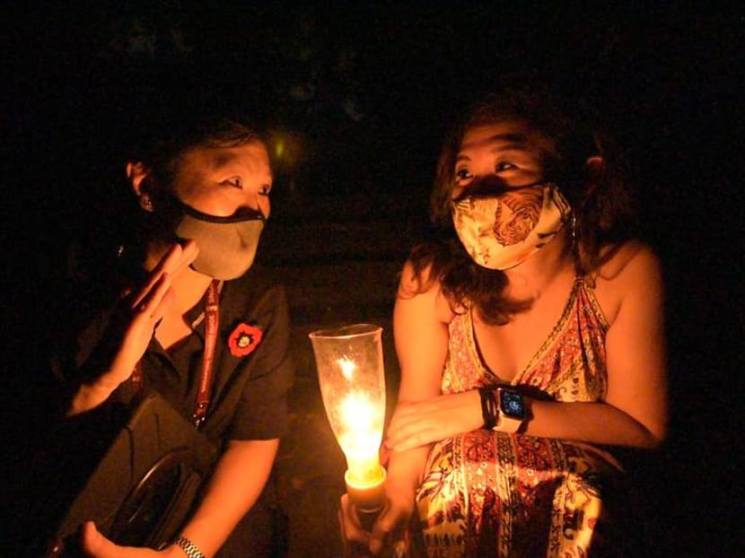 No Halloween Horror Nights? We went on a creepy Singapore tour instead