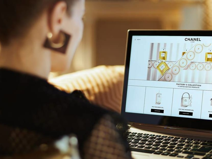 You can now purchase Chanel's beauty, skincare and fragrance products online